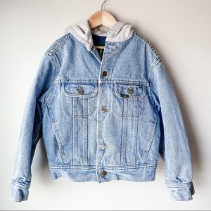 Boys vintage LEE denim jacket